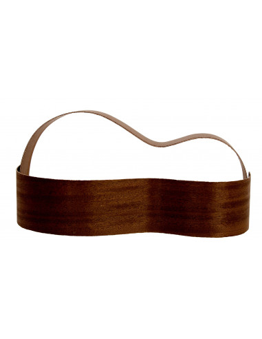 Sides Dyed Sapele Outer Face 0,6 mm. + Dyed Sapele Inner Face (800x110x2,2/2,4 mm.)x2