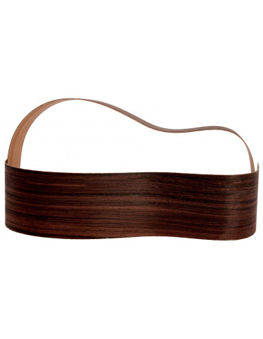Sides Indian Rswd. Outer Face 0,7 mm. + Sapele Inner Face (825x125x2,2/2,4 mm.)x2