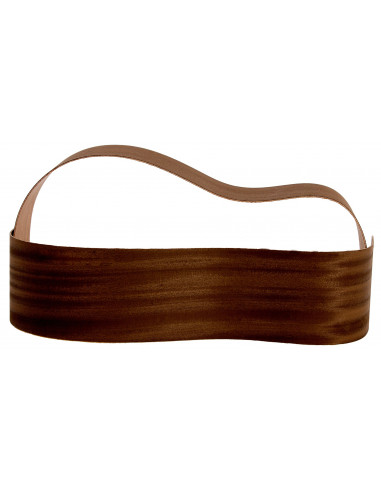 Sides Dyed Sapele Outer Face 0,7 mm. + Sapele Inner Face (825x125x2,2/2,4 mm.)x2