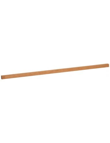 Bastón Caoba (900x25x25 mm.) (CITES)