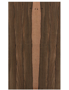 Back Board Green Ebony 0,6 mm. + Phenolic Birch 9 mm.