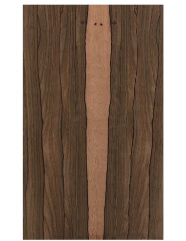 Back Board Green Ebony 0,6 mm. + Phenolic Birch 9 mm.