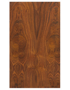 Back Board Cocobolo 0,6 mm. + Phenolic Birch 9 mm.