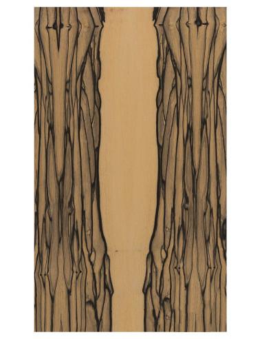 Front Board Asian Ebony 0,5 mm. + Phenolic Birch 3 mm.