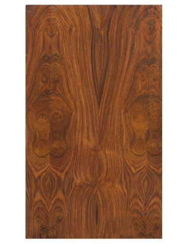 Front Board Cocobolo 0,6 mm. + Phenolic Birch 3 mm.