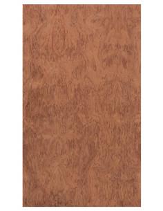 Front Board Curly Bubinga 0,5 mm. + Phenolic Birch 3 mm.