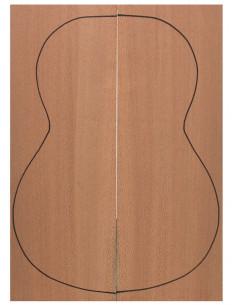 Fondos Brazilian Lacewood Estandard (550x200x4 mm)x2