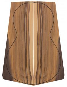 Tight Santos Rosewood Backs (500/550x170/190x4 mm)