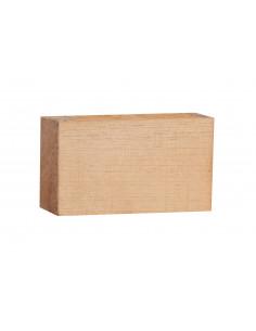 Honduras Cedar Heel FSC 100% 150x85x57 mm