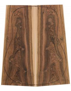 Bocote Backs (550x215x4,5 mm)x2