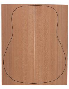 AAA Brazilian Lacewood Backs (550x215x4,5 mm)x2