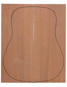Fondo Brazilian Lacewood Estandard (550x215x4,5 mm)x2