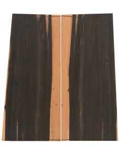 A Ebony Backs (550x215x4,5 mm.)x2