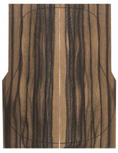 AAA Backs (550x215x4,5 mm.)x2