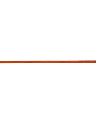 Perfil Palo Rojo 840x6x1,5mm