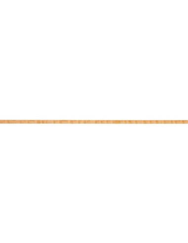 Perfil Arce Rizado 840x6x1,5mm