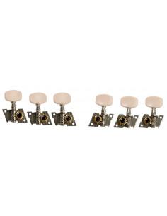 Clavijero Ping Well® RM-1253S 3+3