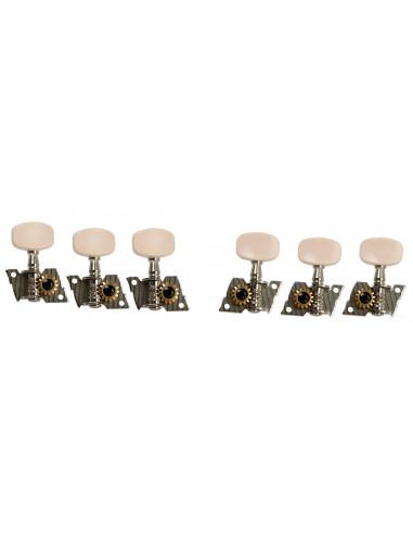 RM - 1253S 3+3 Ping Well Machine Heads