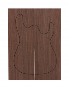 Wenge Body Tops Bass / Electric Guitar