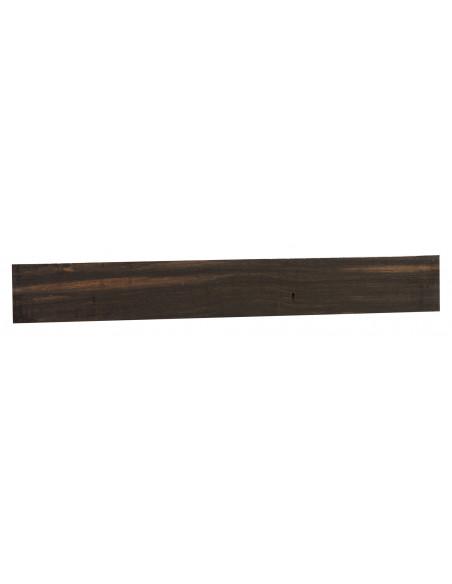 Diapasón Ébano con defecto 500x75x9 mm.