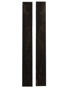 Aros Ébano FSC 100% 2ª (825x125x4 mm)x2