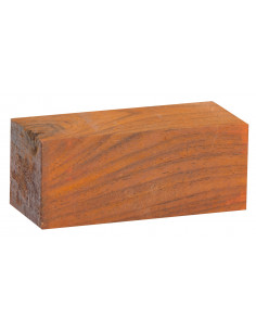 Pza. Cocobolo 2x105x45x45 mm (CITES)