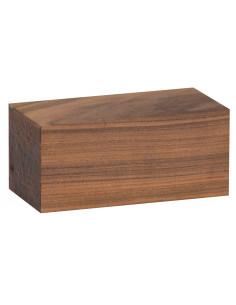 Santos Rosewood Piece 140x65x65 mm