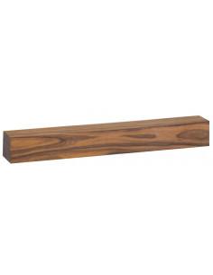 Santos Rosewood Piece 270x38x38 mm