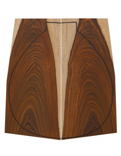 Cocobolo Banduria Backs