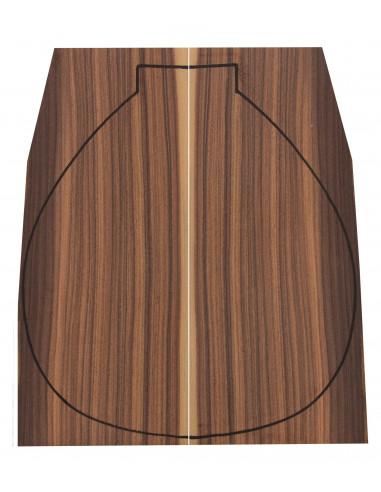Fondos Pau Ferro (400x160x4 mm)x2