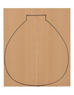 Tapa Cedro (400x160x4 mm)x2
