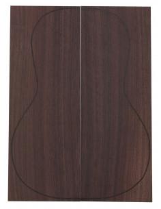 Santos Rosewood Back (360x130x4 mm)x2
