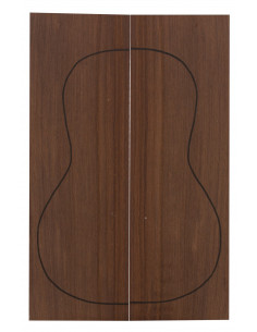 Madagascar Rosewood Cuatro Backs