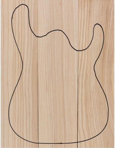 Body Fresno Asimétrico 3 Piezas (550x130x50mm)x3