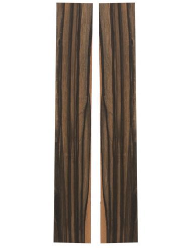 Exotic Ebony Sides (700x100x3,5mm)x2
