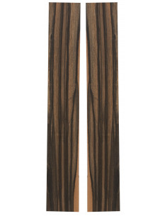 Aros Ébano Exótico (550x100x3 mm)x2