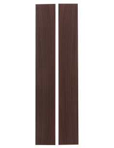Indian Rosewood Sides (550x110x3 mm)x2
