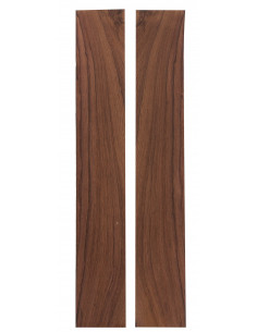 Madagascar Rosewood Sides(CITES) (550x110x3 mm)x2