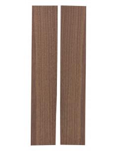 European Walnut Backs (380x60x3 mm)x2
