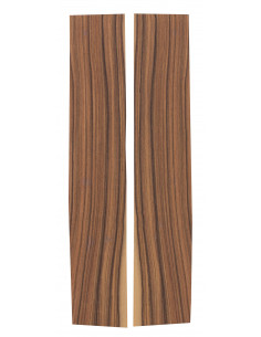 Santos Rosewood Backs (380x60x3 mm)x2