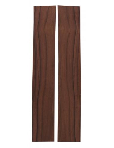 Madagascar Rosewood Sides (CITES) (420x80x3mm)x2