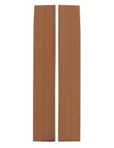 Sapele Sides (460x80x3mm)x2
