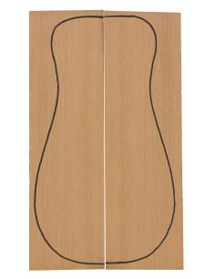 Tapa Cedro (320x90x3 mm)x2