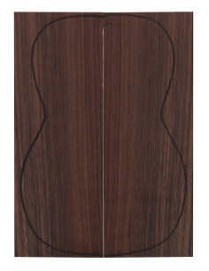 Indian Rosewood Backs (255x90x3mm)x2