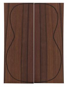 Madagascar Rosewood (CITES) (255x90x3mm)x2