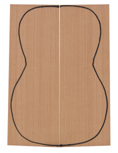 Red Cedar Soprano Tops