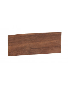 B Madagascar Rosewood Headplate (200x90x3,5 mm)