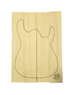 Ash Body No 27 (550x100x50 mm)x4