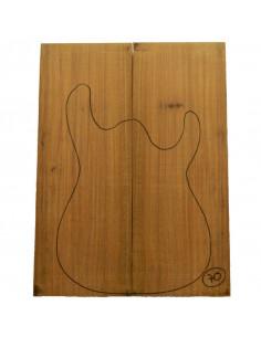 Santo Domingo Rosewood Body No 70 (550x200x50 mm)x2