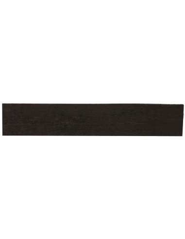 100% FSC African Ebony Fingerboard (420x6x9 mm